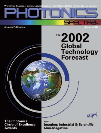 Photonics Spectra: January 2002