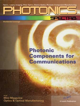 Photonics Spectra: February 2002