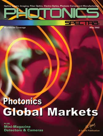 Photonics Spectra: May 2002
