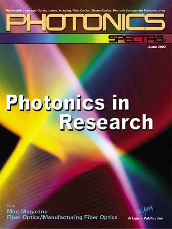 Photonics Spectra: June 2002