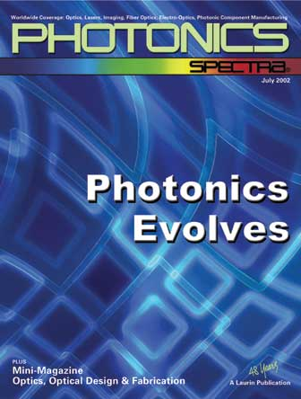 Photonics Spectra: July 2002