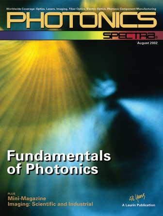Photonics Spectra: August 2002