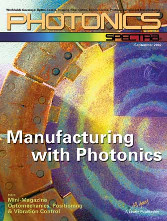 Photonics Spectra: September 2002