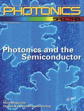 Photonics Spectra: December 2002