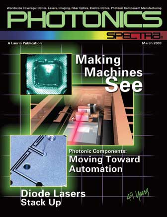 Photonics Spectra: March 2003