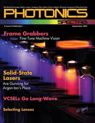 Photonics Spectra: September 2003