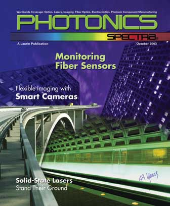 Photonics Spectra: October 2003
