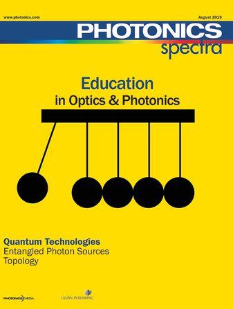Photonics Spectra: August 2019