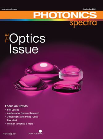 Photonics Spectra: September 2019