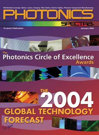 Photonics Spectra: January 2004