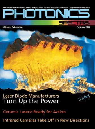 Photonics Spectra: February 2004