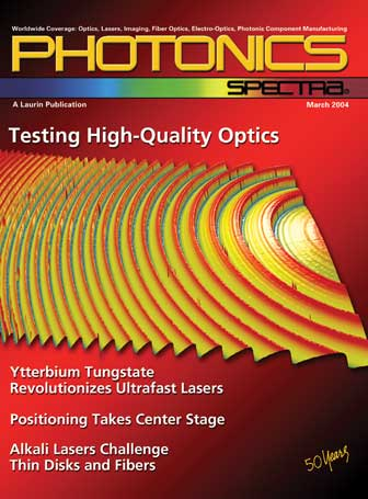 Photonics Spectra: March 2004
