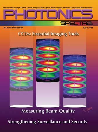 Photonics Spectra: April 2004