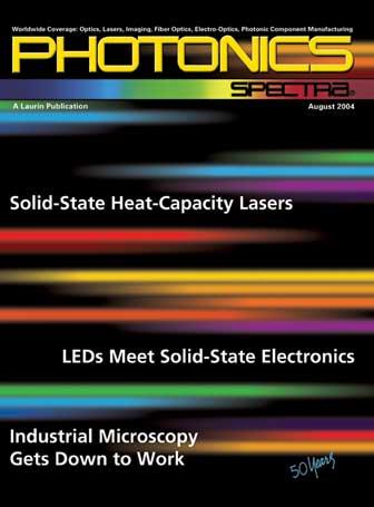 Photonics Spectra: August 2004