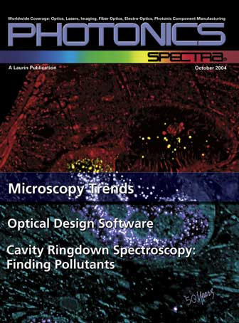 Photonics Spectra: October 2004