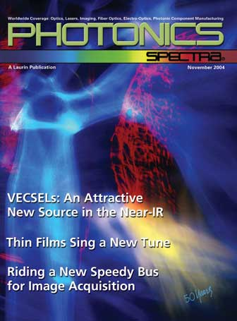 Photonics Spectra: November 2004