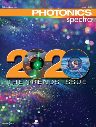Photonics Spectra: January 2020