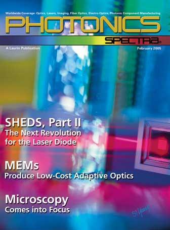 Photonics Spectra: February 2005