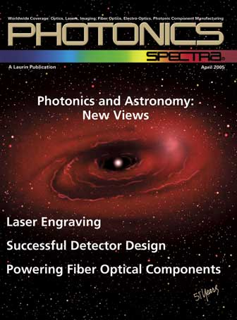 Photonics Spectra: April 2005