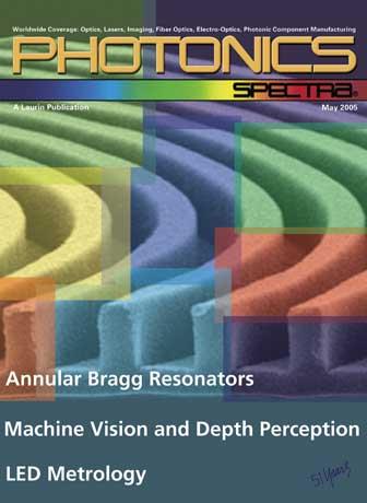 Photonics Spectra: May 2005
