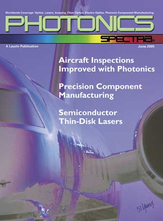 Photonics Spectra: June 2005