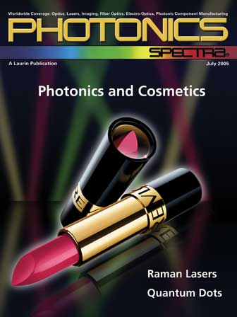 Photonics Spectra: July 2005