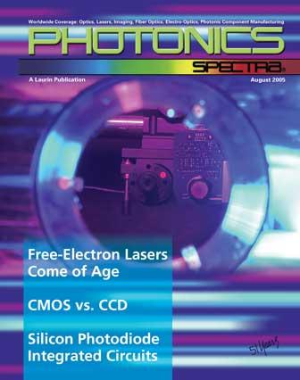 Photonics Spectra: August 2005