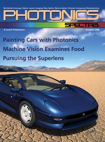 Photonics Spectra: October 2005