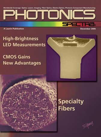 Photonics Spectra: December 2005