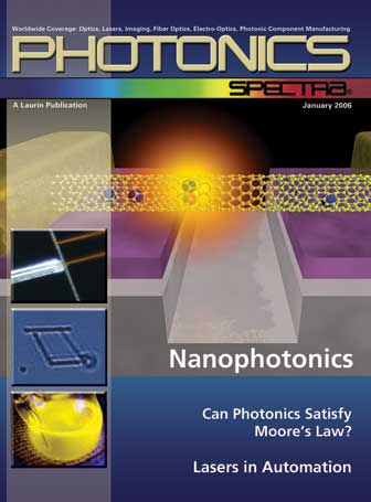 Photonics Spectra: January 2006