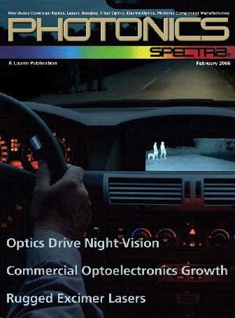 Photonics Spectra: February 2006