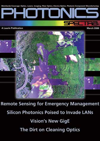 Photonics Spectra: March 2006