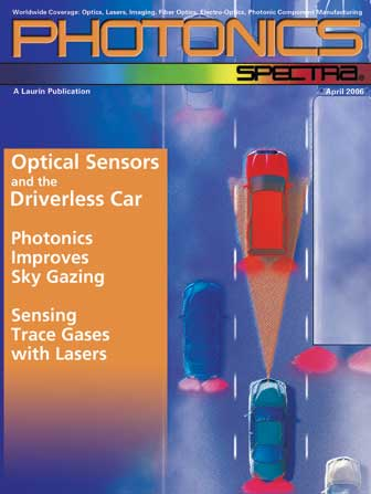 Photonics Spectra: April 2006