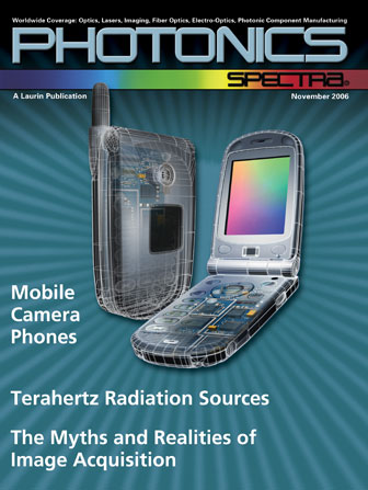 Photonics Spectra: November 2006