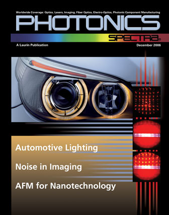Photonics Spectra: December 2006