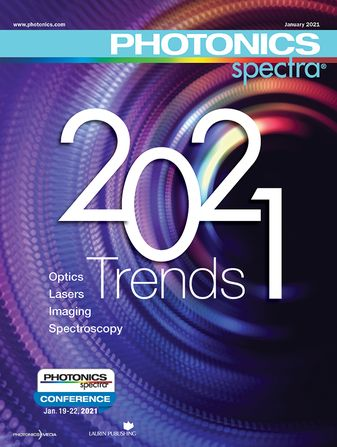 Photonics Spectra: January 2021