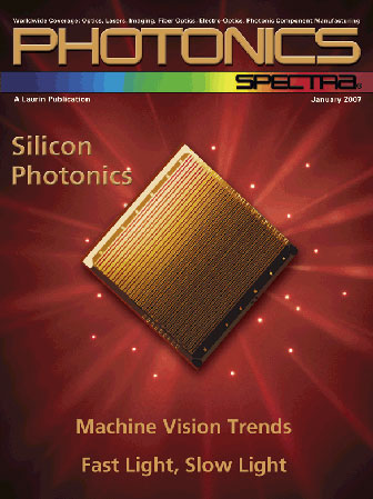 Photonics Spectra: January 2007