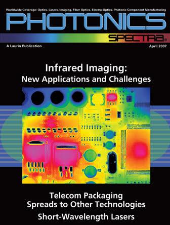 Photonics Spectra: April 2007