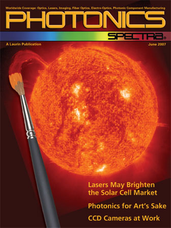 Photonics Spectra: June 2007