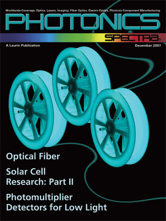 Photonics Spectra: December 2007
