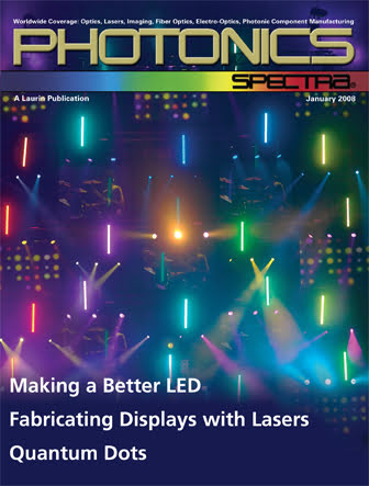 Photonics Spectra: January 2008