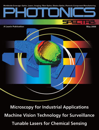 Photonics Spectra: May 2008