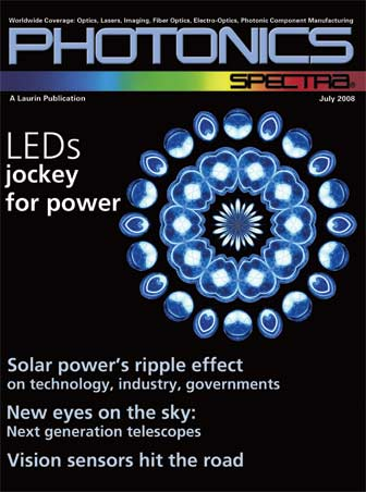 Photonics Spectra: July 2008