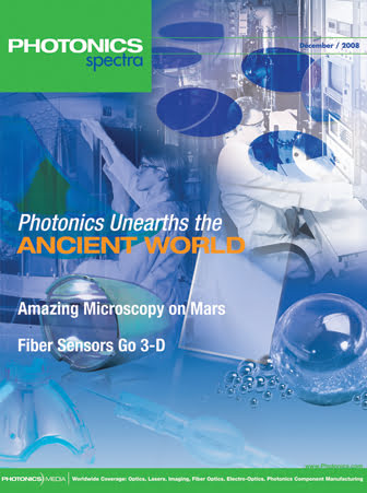 Photonics Spectra: December 2008