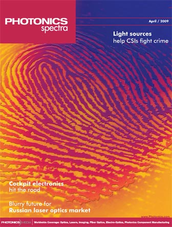 Photonics Spectra: April 2009