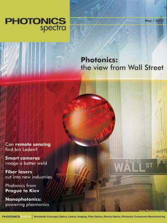 Photonics Spectra: May 2009