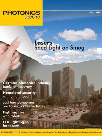 Photonics Spectra: June 2009