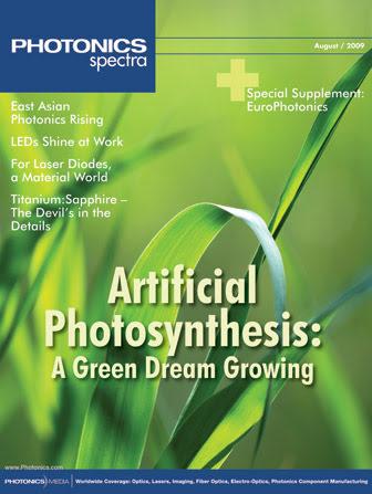 Photonics Spectra: August 2009