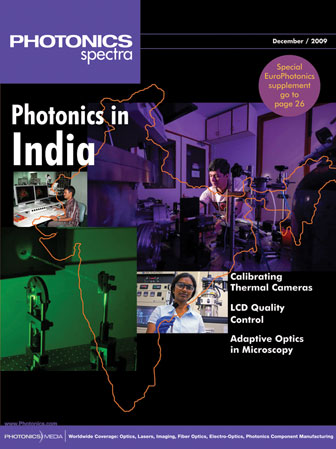 Photonics Spectra: December 2009