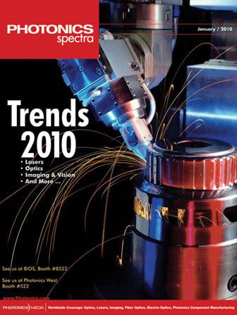 Photonics Spectra: January 2010